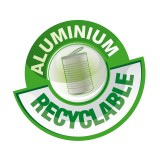 Aluminium recyclable
