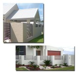 Clôture Aluminium exemples