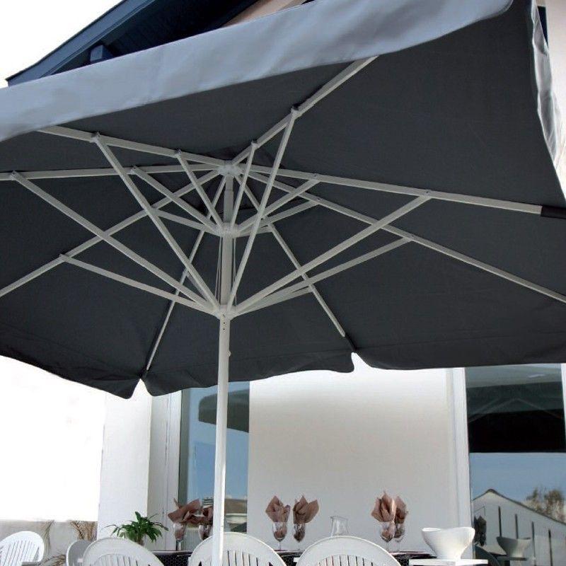 Parasol aluminium centr d port haut de gamme - Parasol deporte haut de gamme ...