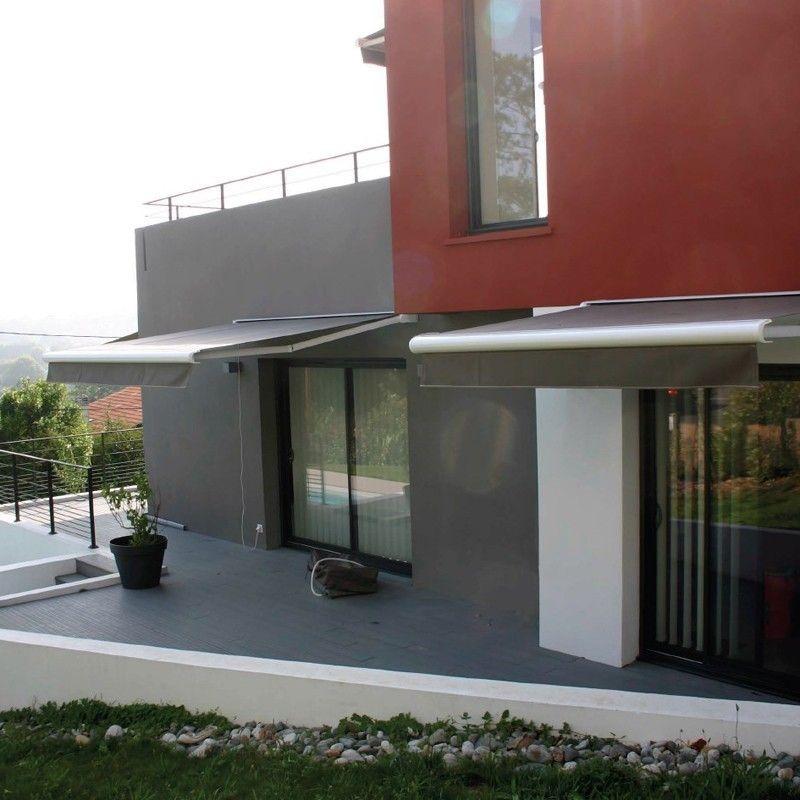 store ext rieur et store banne aluminium motorisation somfy. Black Bedroom Furniture Sets. Home Design Ideas