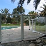 Barrière de piscine design