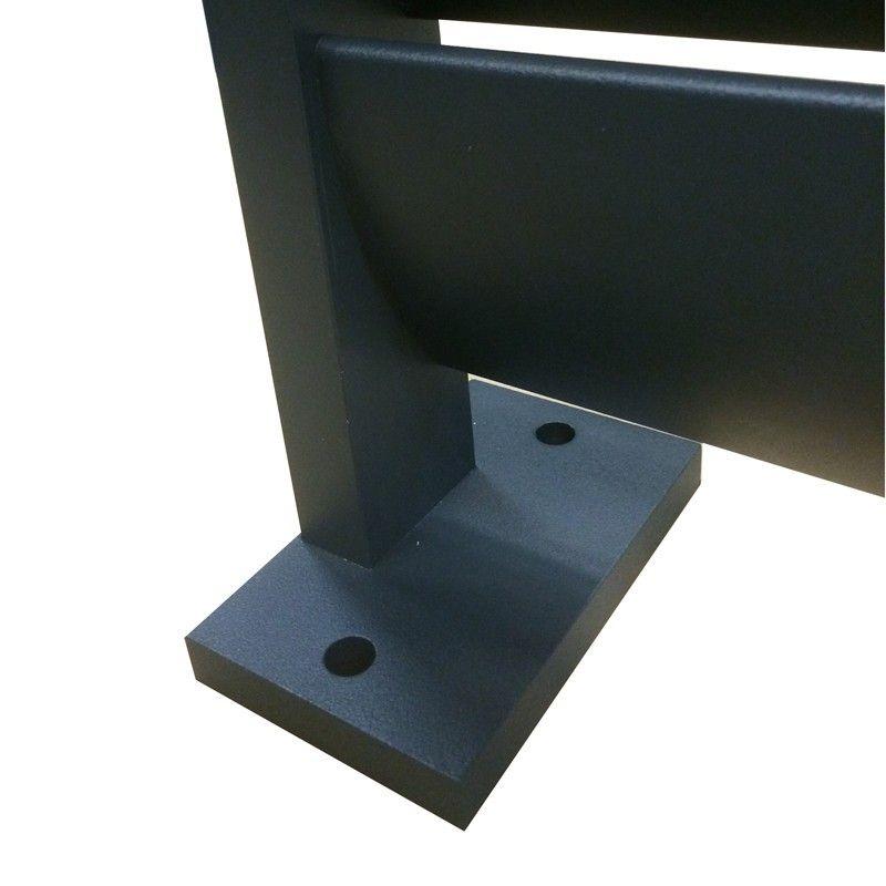 Cloture brise vue aluminium interesting brise vue for Panneau brise vue aluminium