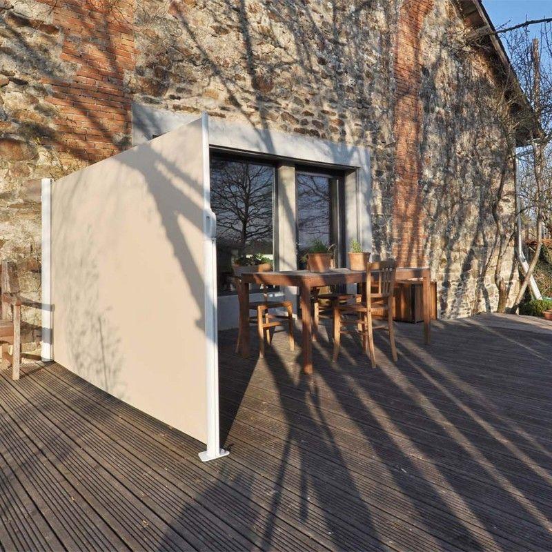 store lat ral coupe vent brise vue et protection solaire. Black Bedroom Furniture Sets. Home Design Ideas