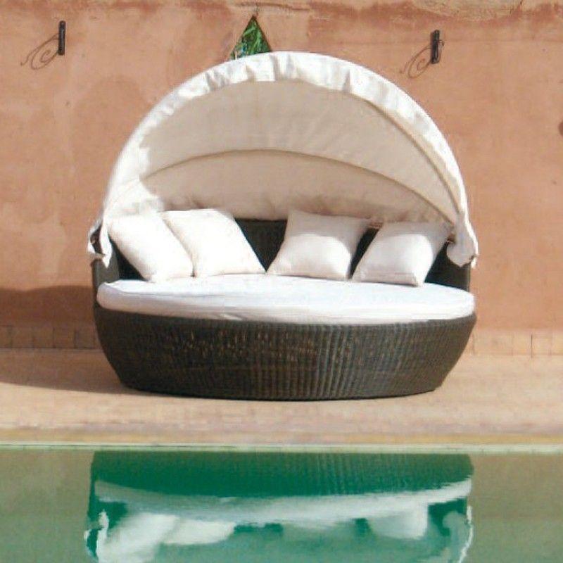 Salon de jardin original et confortable abrisiesta for Exterieur ambiance