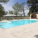 Clôture piscine aluminium à barreaux