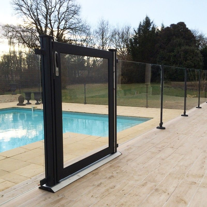 Barriere piscine verre fabricant fran ais barrri re for Barriere piscine verre prix