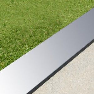 Couvertine aluminium