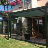 Pergola bioclimatique pour un nouvel espace détente