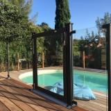 Barriere piscine verre sécurité