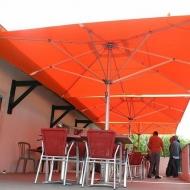 Parasol centré grande taille MAXISOCO