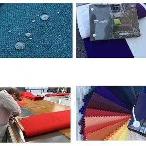 Housse acrylique parasol