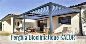 Pergola aluminium Protection solaire ambiance exterieure
