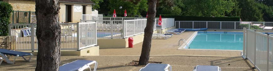 Barriere de piscine aluminium ANTARES