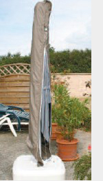 Housse parasol deporte decor dombre