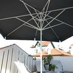 Parasol aluminium minisoco