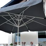 Parasol centré - Minisoco